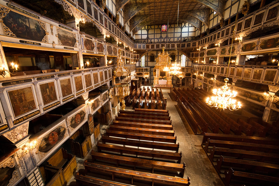 Jawor - Kościół Pokoju