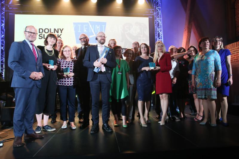 Preisträger des Deutsch-Polnischen Journalistenpreises 2019