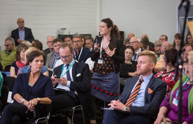 Teilnehmer der 9. Deutsch-Polnischen Medientage 2016