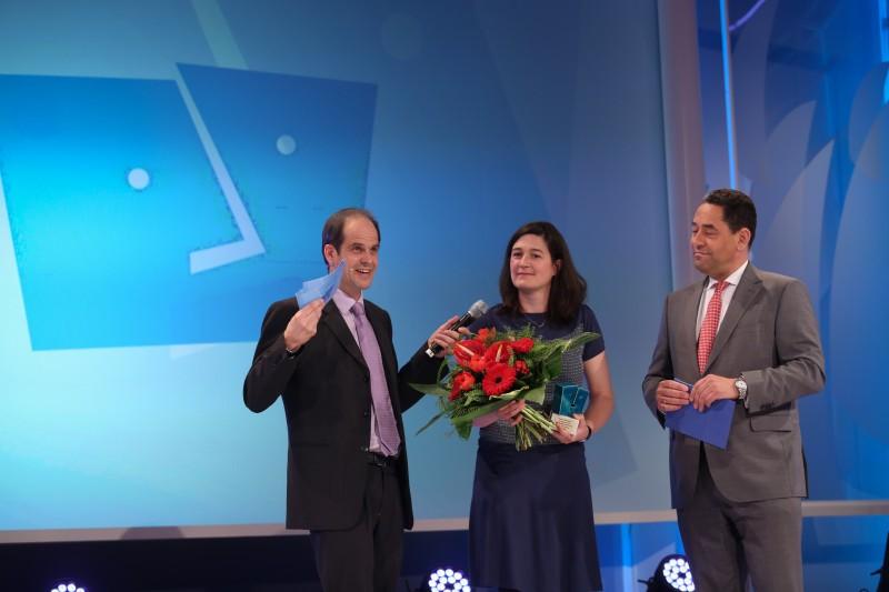 Preisträger des 19. Journalistenpreises 2016