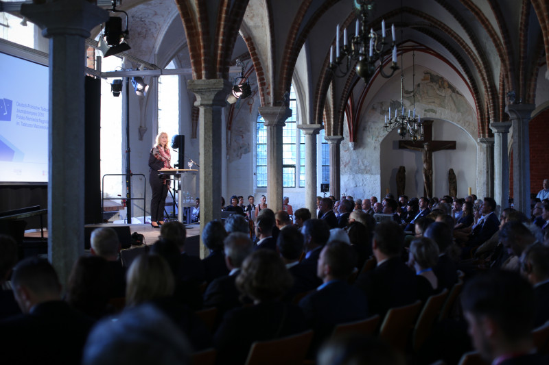 Wer gewinnt den Deutsch-Polnischen Tadeusz-Mazowiecki-Journalistenpreis 2019? Noch 30 Tage bis zum Einsendeschluss! – Verleihung des Preises am 13. Juni in Breslau