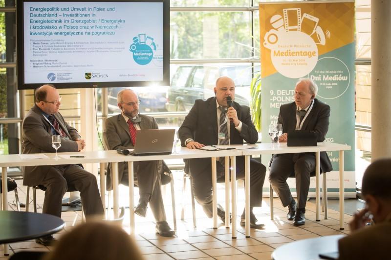 Przewodnik ENERGETYKA POLSKI I NIEMIEC – RÓŻNE PUNKTY WIDZENIA 2016