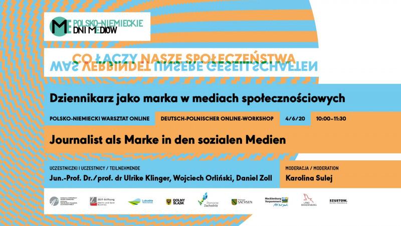 Programm der 13. Deutsch-Polnischen Medientage
